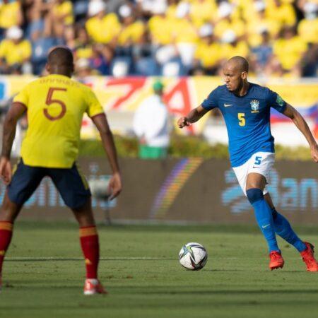 Apuestas Brasil vs Uruguay 14/10/2021 Eliminatoria Conmebol