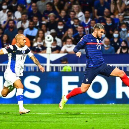 Apuestas Bélgica vs Francia 07/10/2021 Nations League