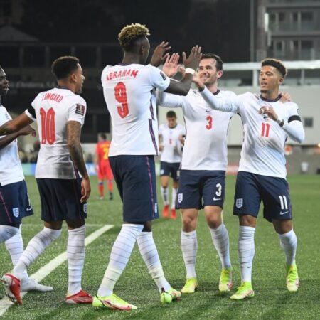 Apuestas Inglaterra vs Hungría 12/10/2021 Eliminatoria Mundialista