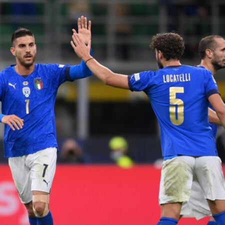 Apuestas Italia vs Bélgica 10/10/2021 Nations League