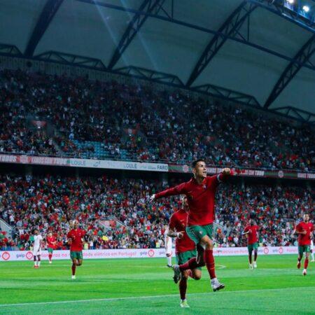 Apuestas Portugal vs Luxemburgo 12/10/2021 Eliminatoria Mundialista