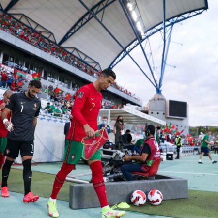 Apuestas Portugal vs Qatar 09/10/2021 Amistoso Internacional
