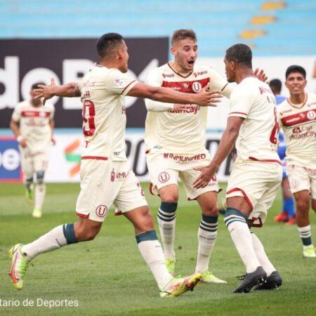 Apuestas Universitario vs Cusco 23/10/2021 Liga 1