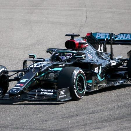 Apuestas Gran Premio de Rusia Fórmula 1 27/09/20