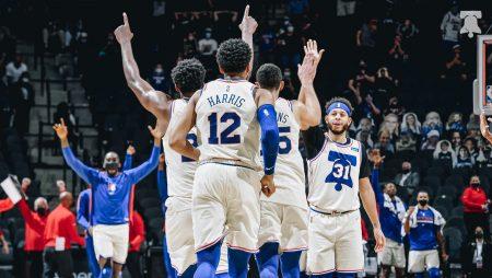 Apuestas New Orleans Pelicans vs Philadelphia 76ers 07/05/2021 NBA
