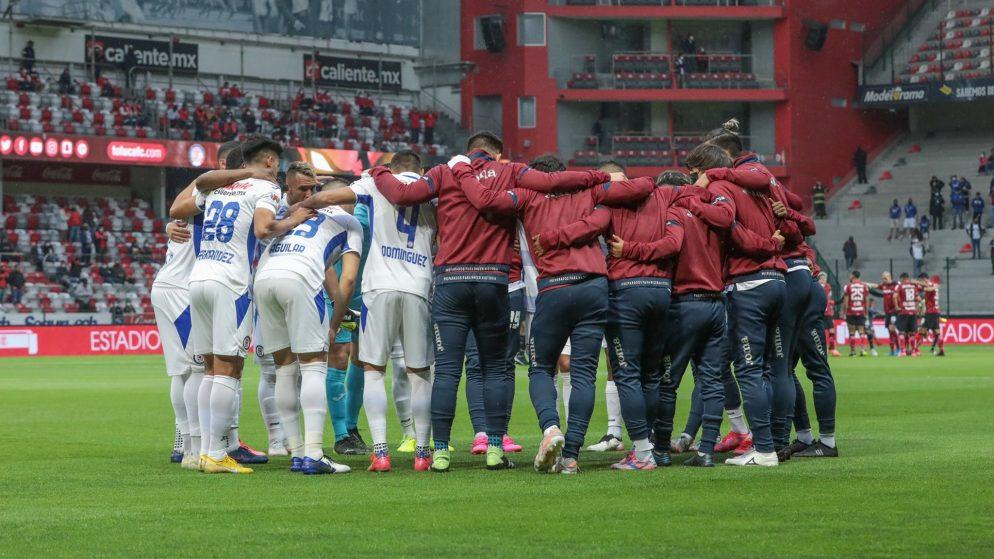 Apuestas Cruz Azul vs Toluca 15/05/2021 Liga MX