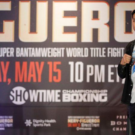 Apuestas Pantera Nery vs Brandon Figueroa 15/05/2021 Boxeo