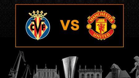 Apuestas Villarreal vs Manchester United 26/05/2021 Europa League