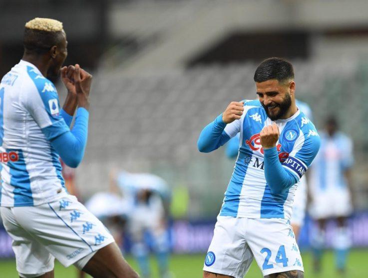 Apuestas Spezia vs Napoli 08/05/2021 Serie A