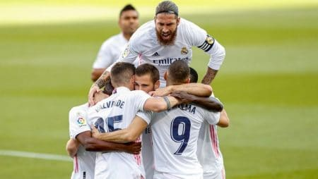 Apuestas Athletic vs Real Madrid 16/05/2021 LaLiga