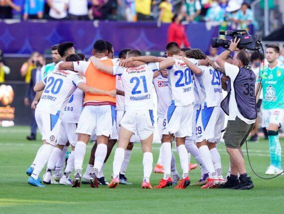 Apuestas Cruz Azul vs Mazatlán 26/07/2021 Liga MX