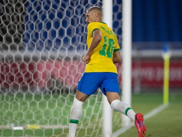 Apuestas Brasil vs Costa de Marfil 25/07/2021 JJOO Tokio 2021