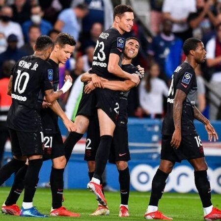 Apuestas PSG vs Manchester City 28/09/2021 Champions League