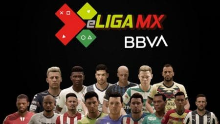 eLiga MX: el torneo virtual de FIFA mexicano