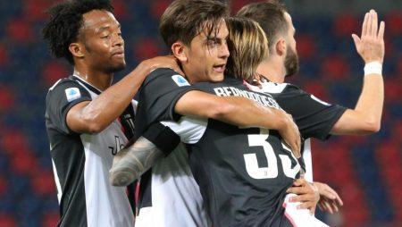 Apuestas Juventus vs Lecce Serie A 26/06/2020