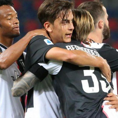 Juventus busca mantener la distancia en la Serie A