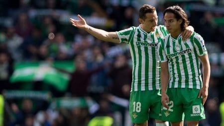 Apuestas Real Betis vs Espanyol La Liga 25/06/2020