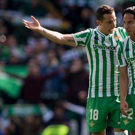 Real Betis quiere retomar el camino ante Espanyol