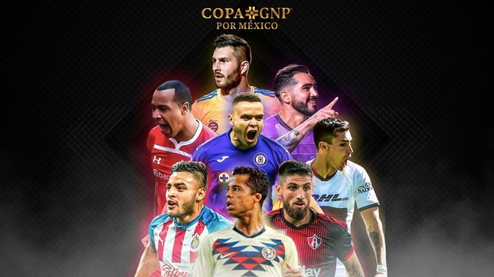 Copa por México: el torneo para preparar motores