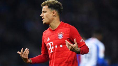 Apuestas Bayern Munich vs Borussia Mönchengladbach Bundesliga 12/06/2020