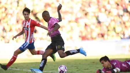 Apuestas Atlético San Luis vs Juárez Liga MX 28/07/2020