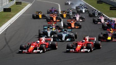 Apuestas GP Hungría F1 19/07/2020