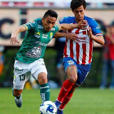 Apuestas Chivas vs León Liga MX 25/07/2020