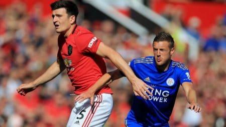 Apuestas Leicester City vs Manchester United Premier League 26/07/2020