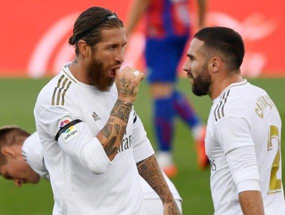Real Madrid busca mantenerse despegado del Barcelona