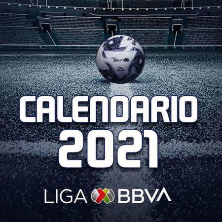 ¡Conoce el calendario del torneo Guard1anes 2021 de la Liga MX!