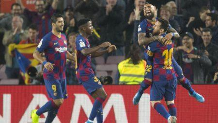 Apuestas Barcelona vs Osasuna La Liga 16/07/2020