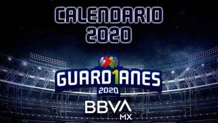 ¡Conoce el calendario del torneo Guard1anes 2020 de la Liga MX!