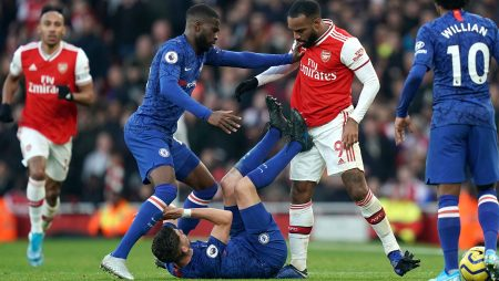 Apuestas Arsenal vs Chelsea 26/12/2020 Premier League
