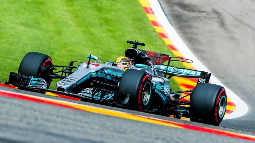 Apuestas Gran Premio de Bélgica F1 30/08/20
