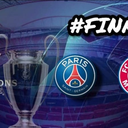 Apuestas PSG vs Bayern Múnich Final Champions League 22/08/20