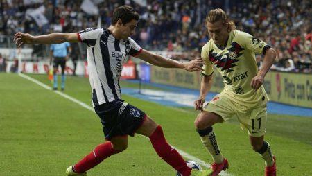 Apuestas Monterrey vs América 16/01/2021 Liga MX