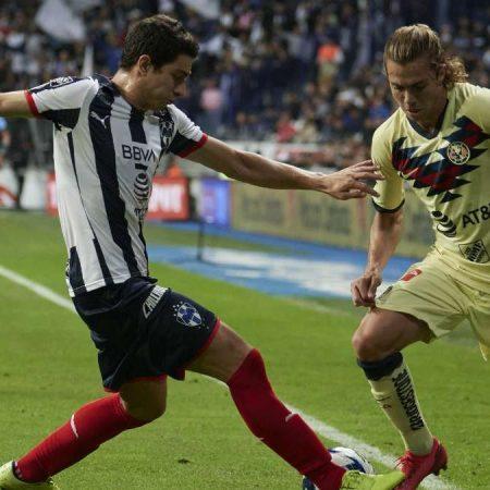 Apuestas América vs Monterrey Liga MX 22/08/2020