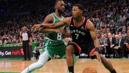 Apuestas Toronto Raptors vs Boston Celtics NBA 27/08/20