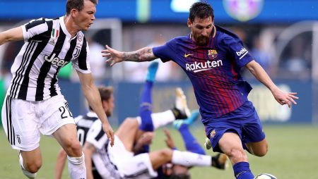 Apuestas Juventus vs Barcelona 28/10/2020 Champions League