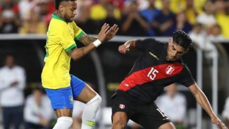 Apuestas Perú vs Brasil 13/10/2020 Eliminatoria Conmebol