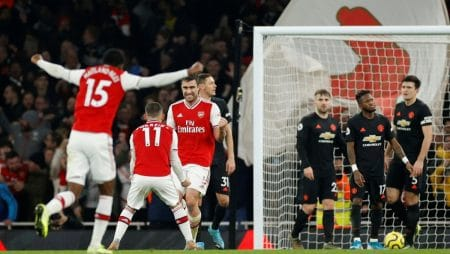 Apuestas Manchester United vs Arsenal 01/11/2020 Premier League