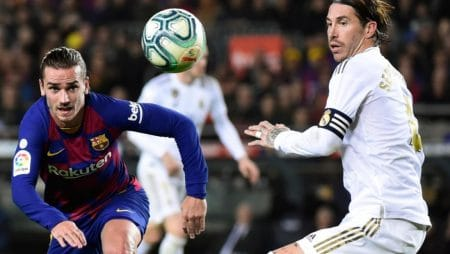 Apuestas Barcelona vs Real Madrid 24/10/2020 LaLiga