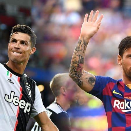 Cristiano Ronaldo enfrentará a Messi en la Champions League