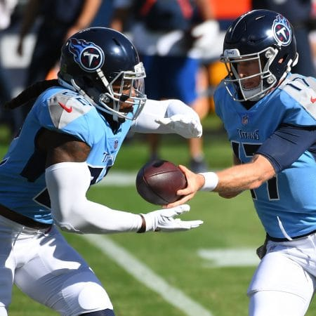 Apuestas NFL Indianapolis Colts vs Tennessee Titans 12/11/20