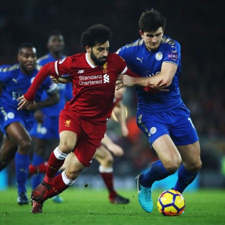 Apuestas Liverpool vs Leicester City 22/11/2020 Premier League