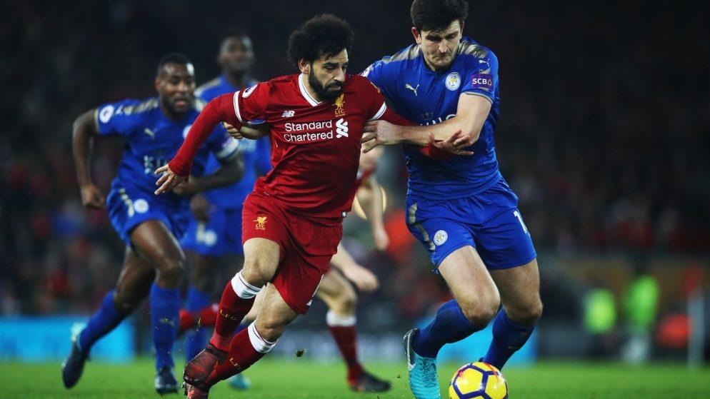 Apuestas Liverpool vs Leicester City 22/11/2020 Premier League
