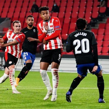 Apuestas PSV Eindhoven vs PAOK 26/11/20 Europa League