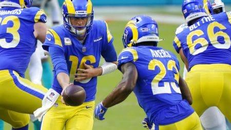 Apuestas NFL Seattle Seahawks vs Los Angeles Rams 15/11/20
