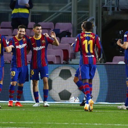 Apuestas Atlético de Madrid vs Barcelona La Liga 21/11/20