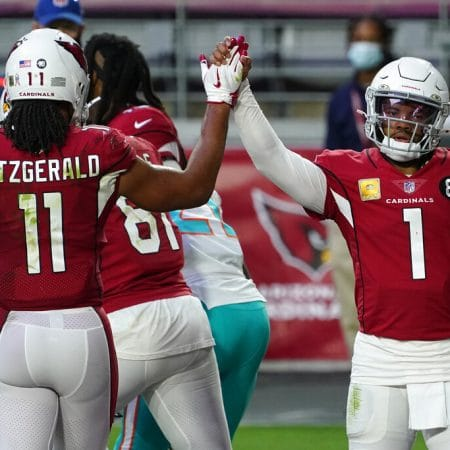 Apuestas NFL Buffalo Bills vs Arizona Cardinals 15/11/20